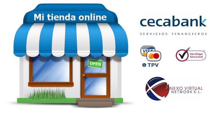 instalar tpv virtual pasarela de pago en tienda virtual