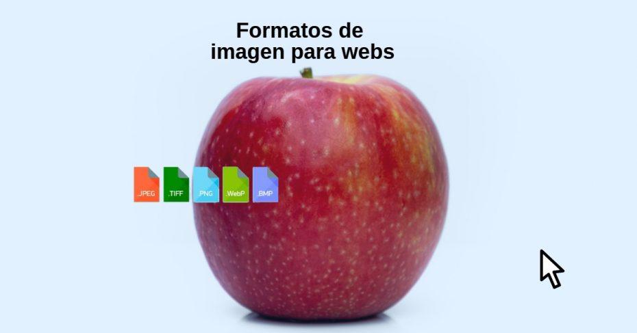 formatos de imagen para paginas webs y tiendas online