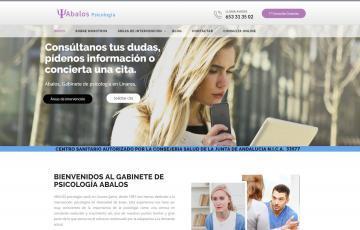 diseño web psicologos Jaen