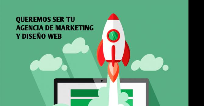 agencia de marketing y diseño web en Jaén