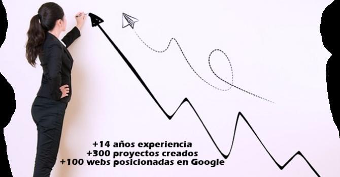 diseño web posicionamiento web seo en Jaén Linares